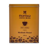 دانه قهوه بوداده ملایم عربیکا نوریکسو ۲۰۰ گرمی