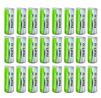 Nurixo Energy Drink with Apple and Cinnamon Flavor 12 shelf packaging
