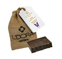 L'DORA Herbal Soap with Lavender Extract, 70 g