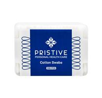 PRISTIVE COTTON SWABS, 200 PCS